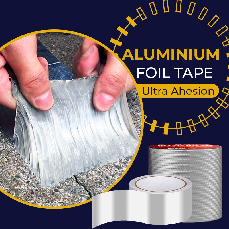 Permanent WaterSeal Aluminium Rubber Tape Home starryhome
