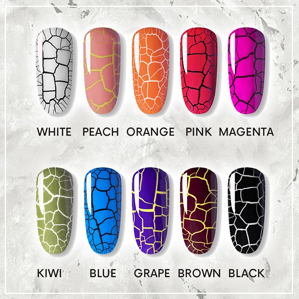CrackleCrush Nail Polish Nails starryhome