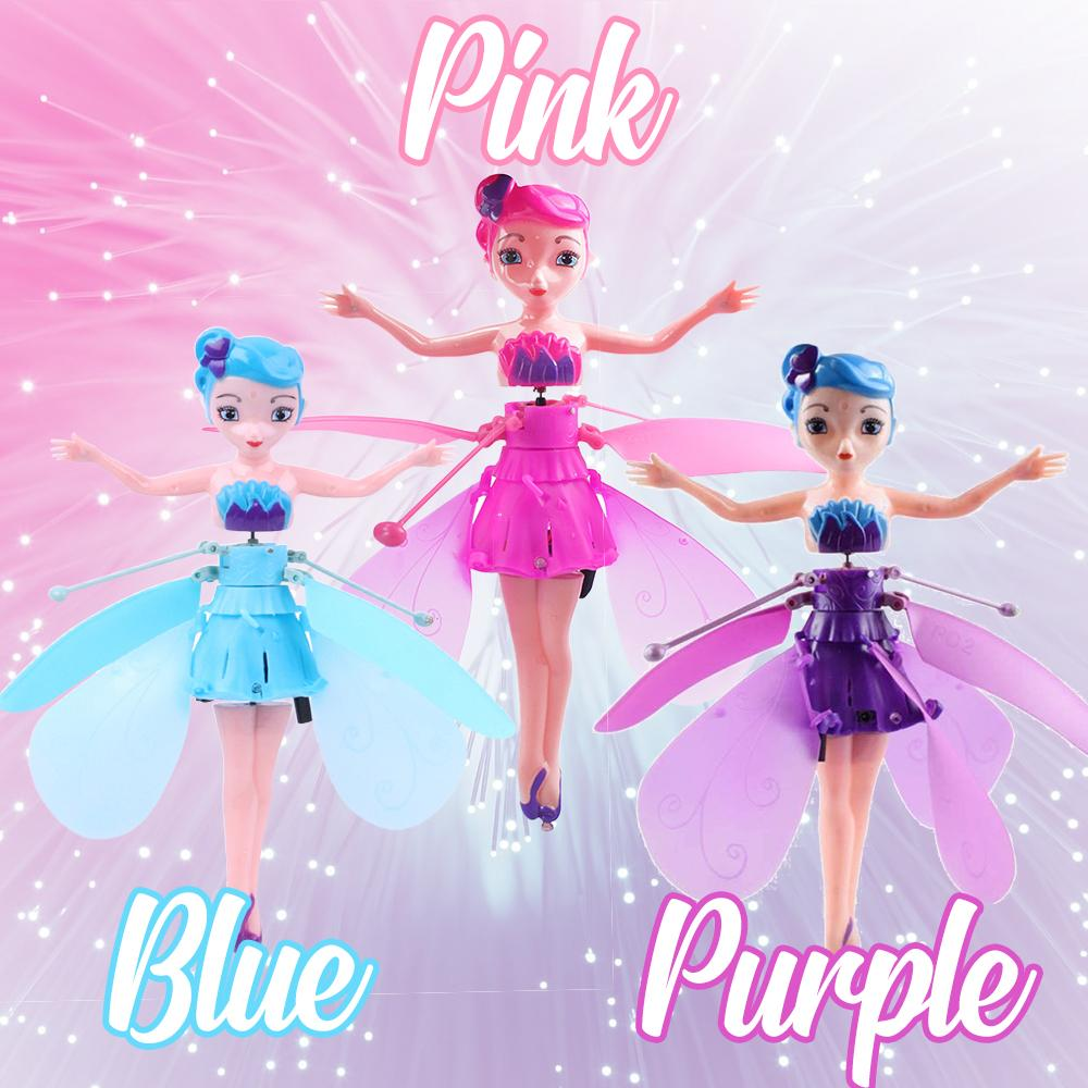 Flying Fairy Toy Kids DazzlingBreeze