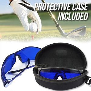Golf Ball Finding Glasses Outdoor DazzlingBreeze