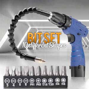 Screw It™ Flexible Drill Extension Home DazzlingBreeze