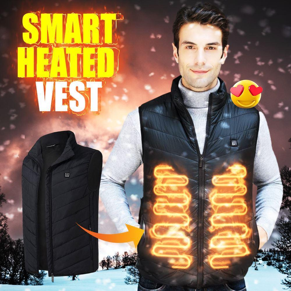 Smart Heated Vest Outdoor DazzlingBreeze