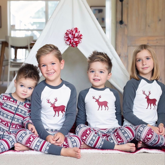 Holiday PJ Collection by Lola and Taylor
