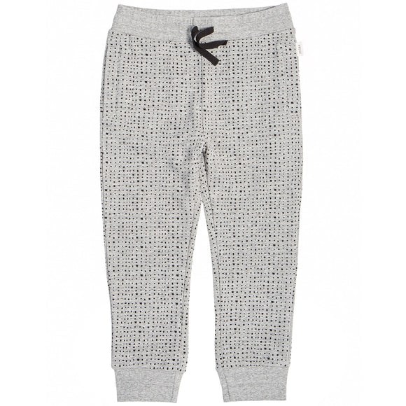 Knit Pants - Grey