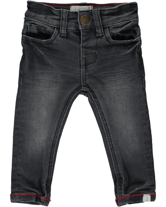 Mark Charcoal Denim Jeans
