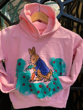 Load image into Gallery viewer, Peter Rabbit Kids Hoodie