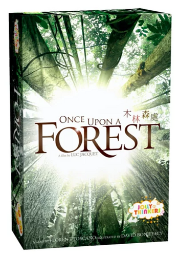 boardgame_Once Forest木林森處_01_boomato_4897115010279