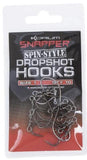 Korum Snapper Spin Style Drop Shot Hooks