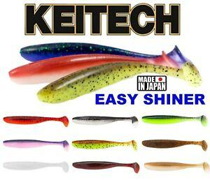 Keitech Easy Shiner Swimbait