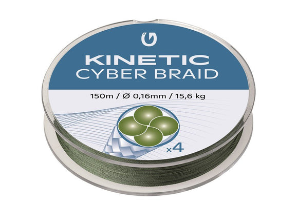 Kinetic 4 Braid 150m