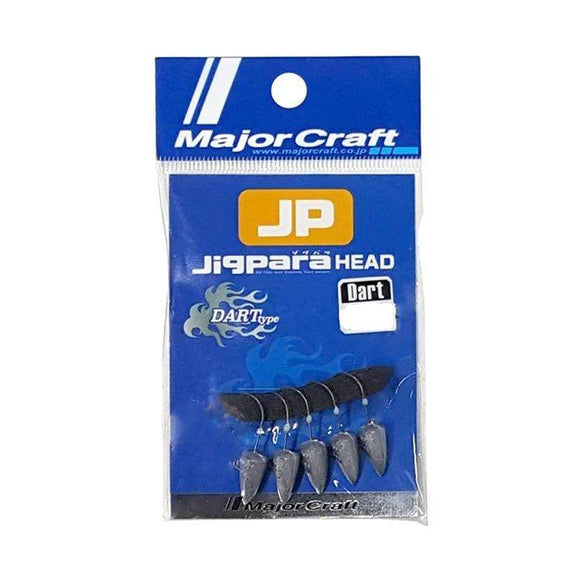 Major Craft Jigpara Dart Jig Heads