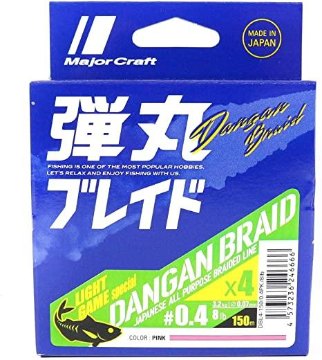 Major Craft Light Game Special Dangan Braid