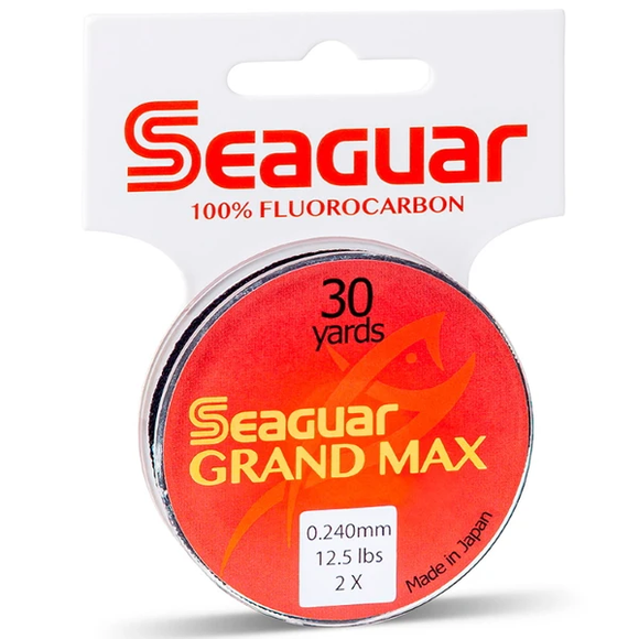 Seaguar Grand Max Fluorocarbon 30yds