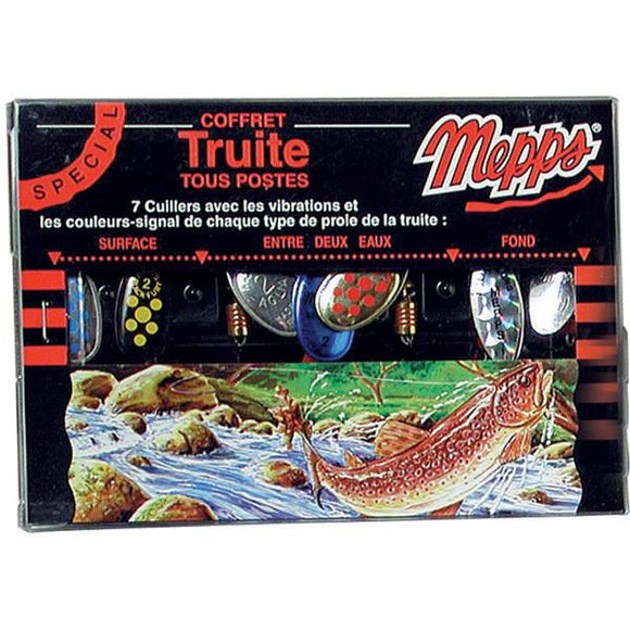 Mepps Trout Lure Kit