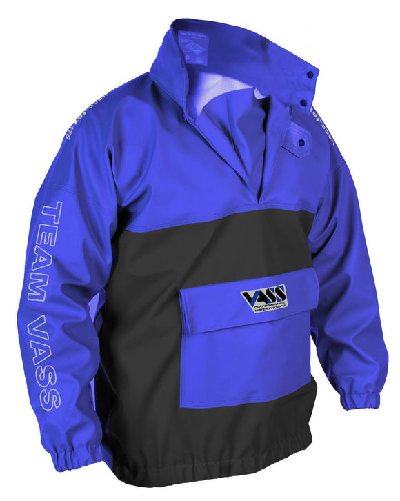 Vass Blue Smock 350 Heavy Duty Full Waterproof