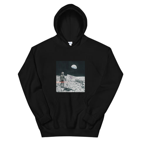 Secret Network (SCRT) Moonwalker Unisex Hoodie
