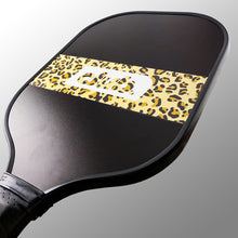 Load image into Gallery viewer, Leopard Pickleball Paddles