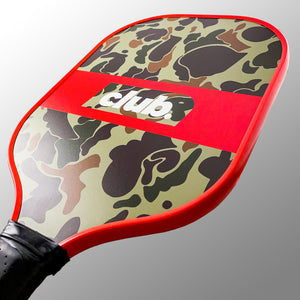 No Man's Land pickleball paddles