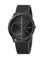 Calvin Klein - Minimal Quartz Black Dial Men's Watch K3M5T451