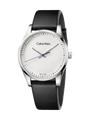 Calvin Klein - Steadfast Silver Dial Men's Watch K8S211C6