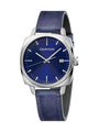 Calvin Klein - Fraternity Quartz Blue Dial Men's Watch K9N111VN