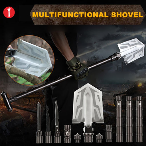 Tactical Outdoor Multi-function Shovel