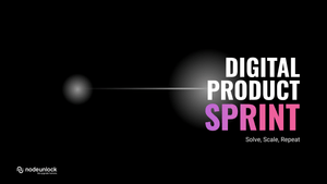 Digital Product Sprint