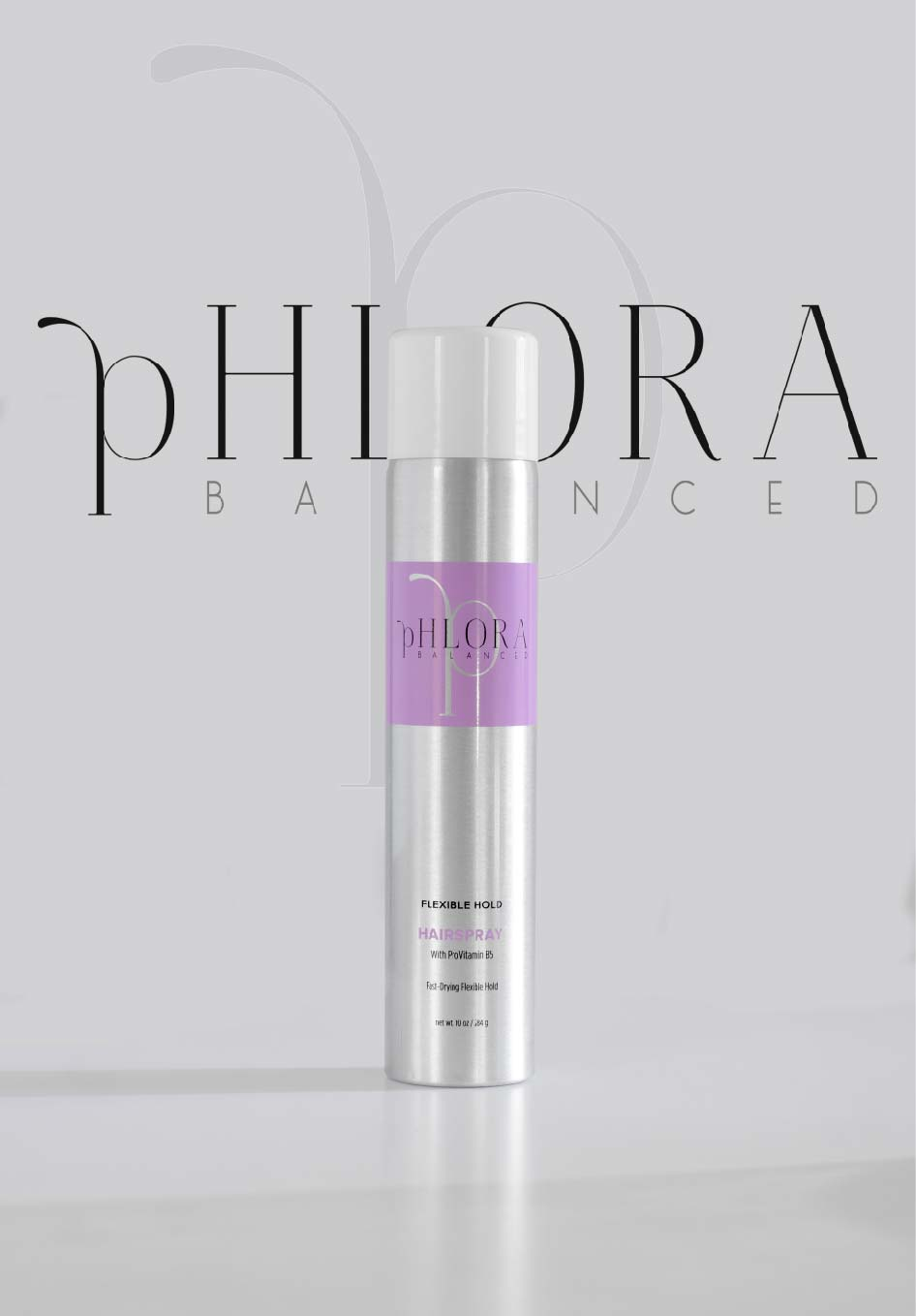 pHlora Balanced Flex Hold Hairspray