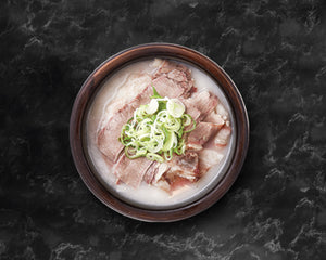 설렁탕 Seolleongtang (Lunch)