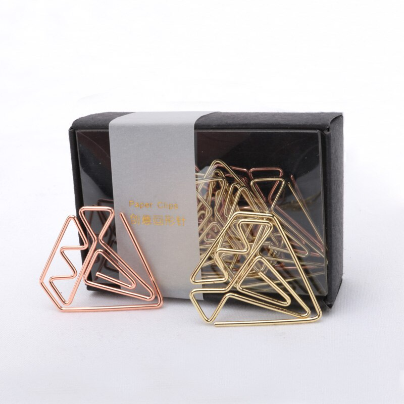 Diamond Paperclips