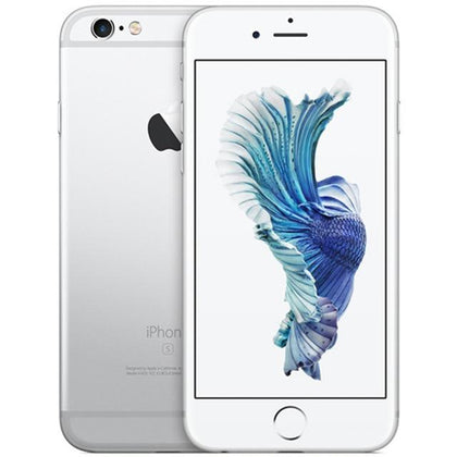 Original Used Unlocked Apple iPhone 6S Plus 64GB-silver