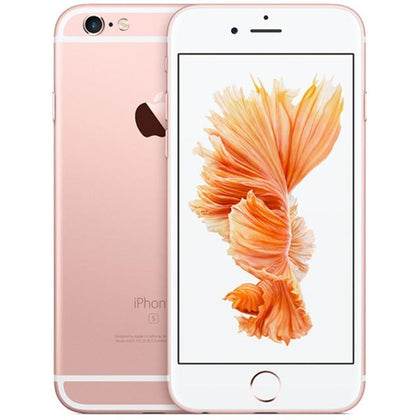 Original Used Unlocked Apple iPhone 6S Plus 64GB-rose gold