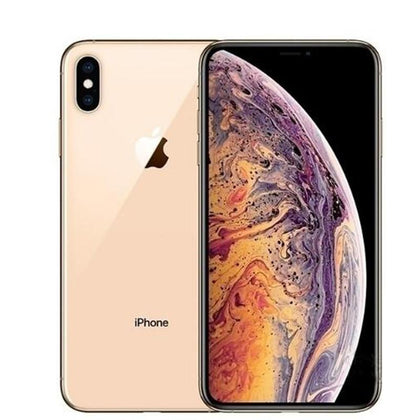 Unlocked Used Original iPhone XS Max 64GB-gold