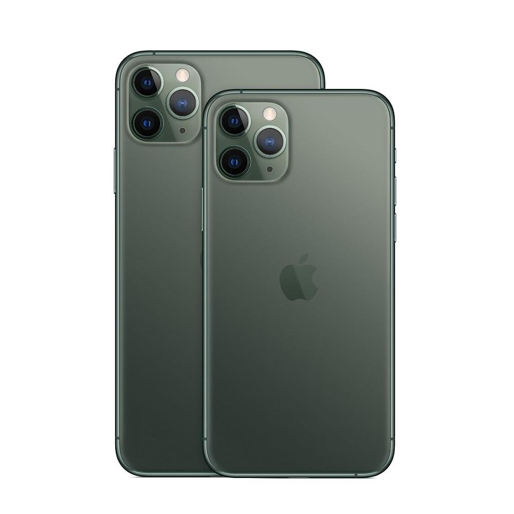 Original Unlock iPhone 11 Pro Max 64GB-Midnight Green-Like New-99% New