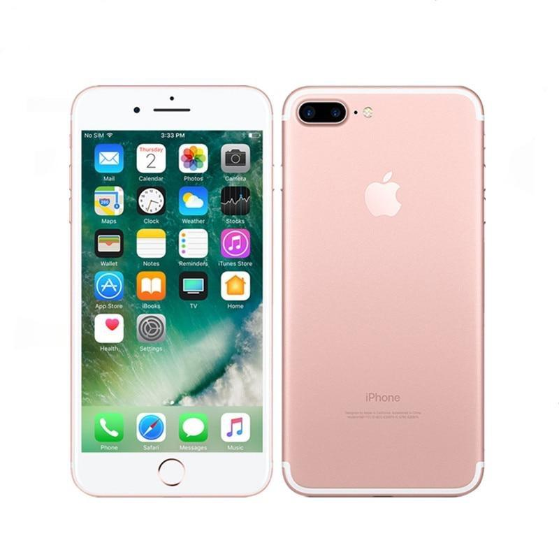 Original Used Apple iPhone 7 Plus 128GB-Rose Gold
