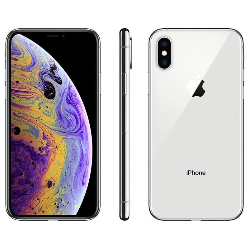 Original Used Unlocked Apple iPhone XS 256GB-Silver