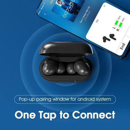 Hifi Dual Drivers Bluetooth TWS Earphone Wireless Headphone