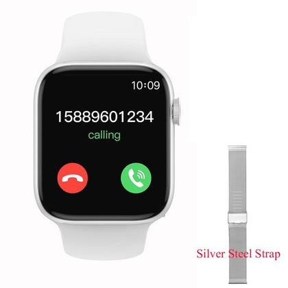 IP68 Waterproof 1.72 Inch Bluetooth Smart Watch