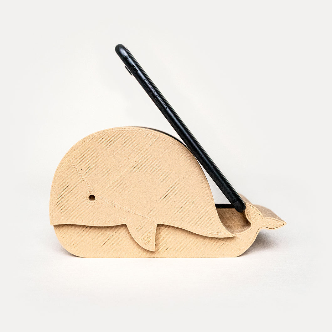 Whale - iPad & iPhone Stand