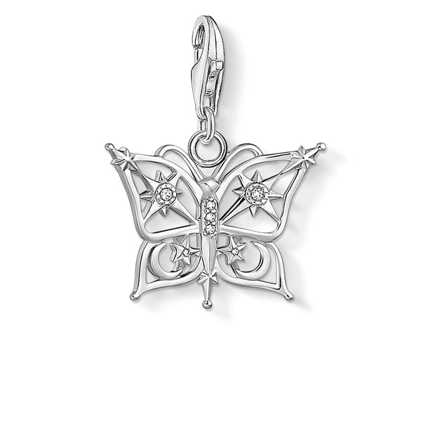 Thomas Sabo Charm Pendant Butterfly