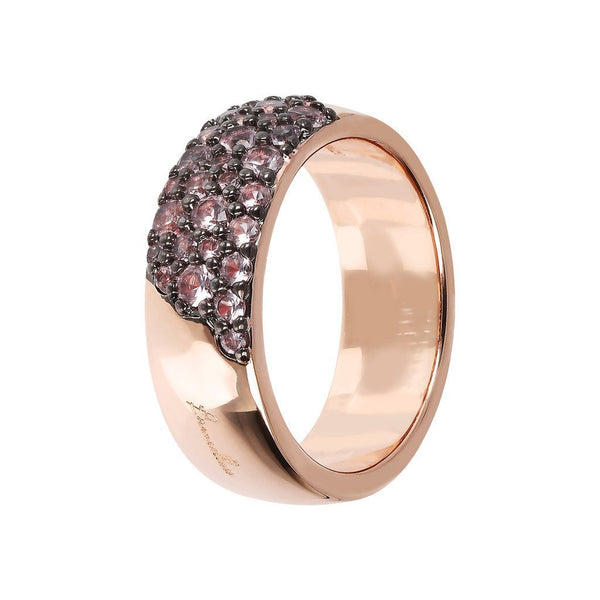 Bronzallure Aurora Morganite Dress Ring