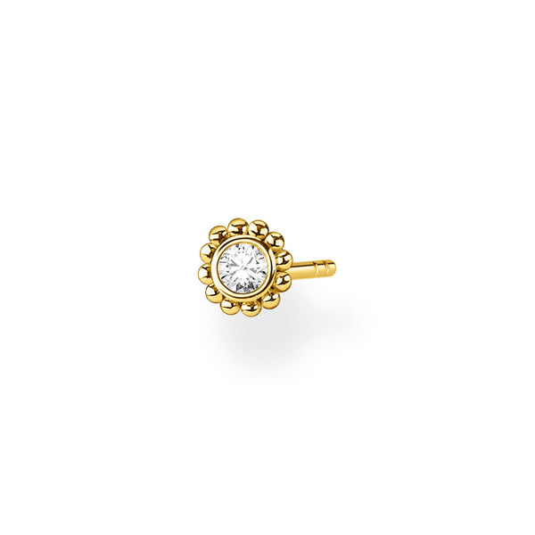 Thomas Sabo Ear Stud Flower (Single)