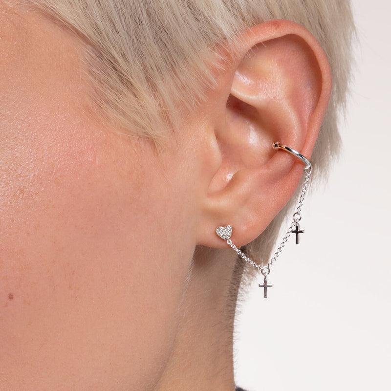 Thomas Sabo Ear Stud Heart