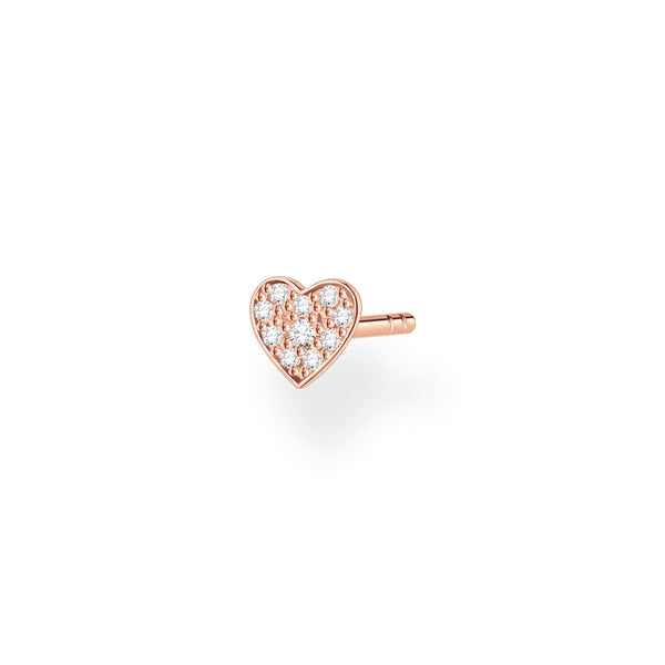 Thomas Sabo Ear Stud Heart (Single)
