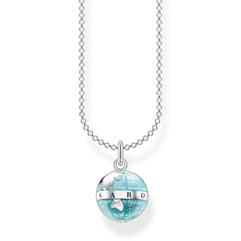 Thomas Sabo Necklace Globe