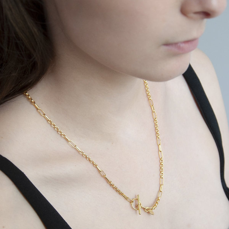 Najo York Gold Necklace