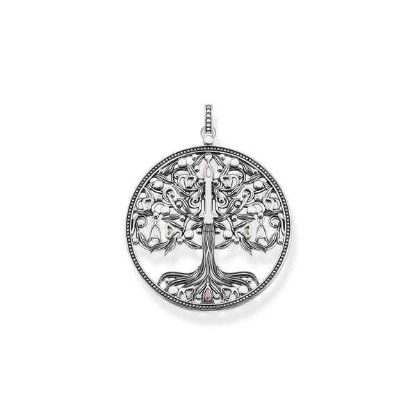 Thomas Sabo Pendant Tree Of Love Silver