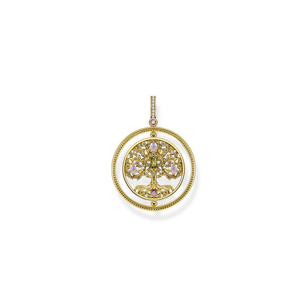 Thomas Sabo Pendant Tree Of Love Gold