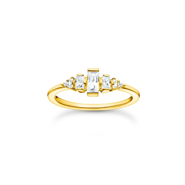 Thomas Sabo Ring Stones Gold