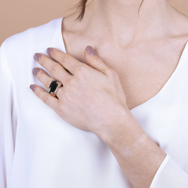 Bronzallure Romantic Ring